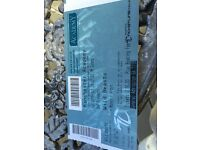 Wild Beast ticket at Manchester Academy GA FACE VALUE