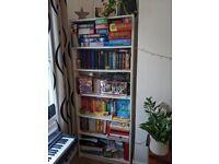 IKEA BILLY Bookcase/Bookshelves, white 80x28x202 cm