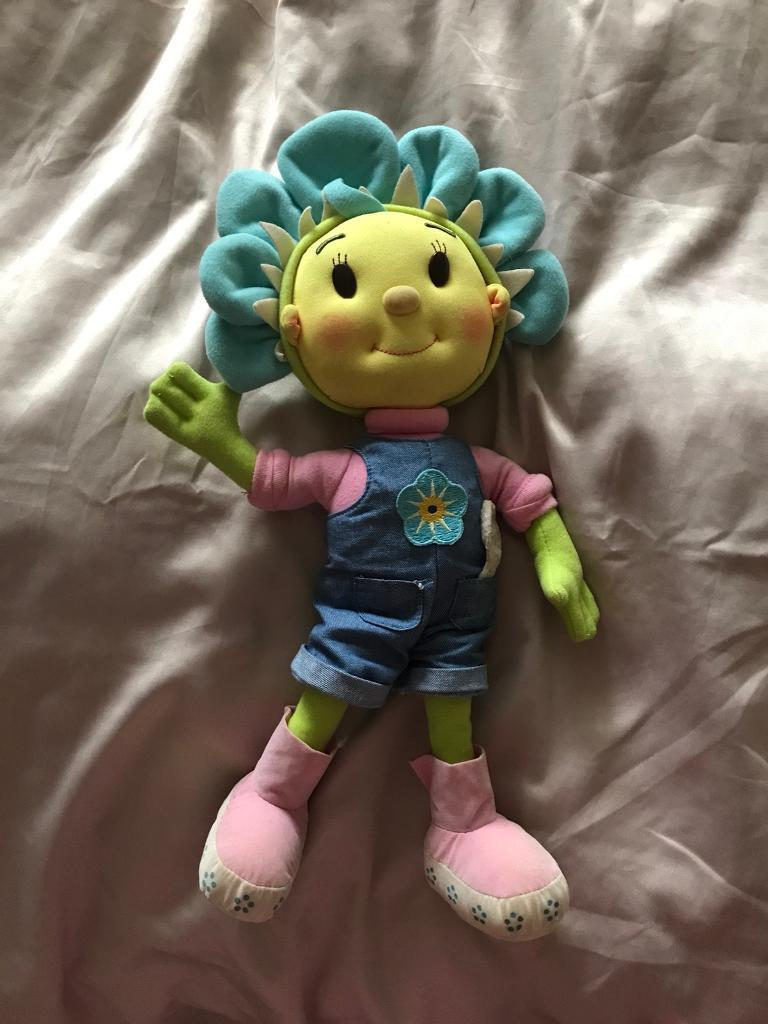 Fifi and the flower tots doll toy