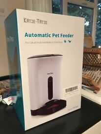 Brand new 4.3L Automatic Pet Feeder