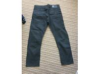 Police 883 jeans 36W short