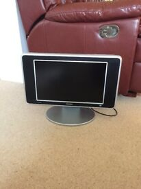Philips TV with remote & Manual all in perfect condition