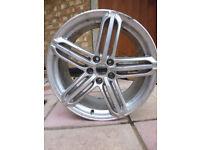 Audi Q3 19inch Alloy Wheel