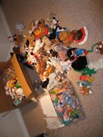 Huge lot of beanie babies TY Get them out of my house !