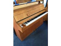 Bentley compact upright piano great starter intermediate Park Pianos Bolton summer sale on