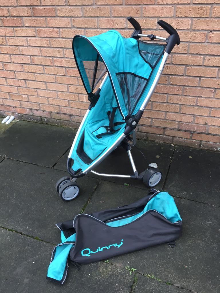 Quinny Stroller In Preston Lancashire Gumtree