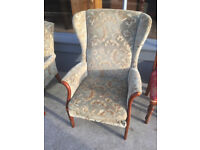Parker Knoll Wingback Armchair , in good condition . Free Local Delivery.