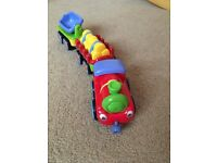 ELC Magnetic 3x Childrens Chunky Toy Trains