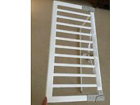 Baby Dan white wooden bed rail Excellent condition