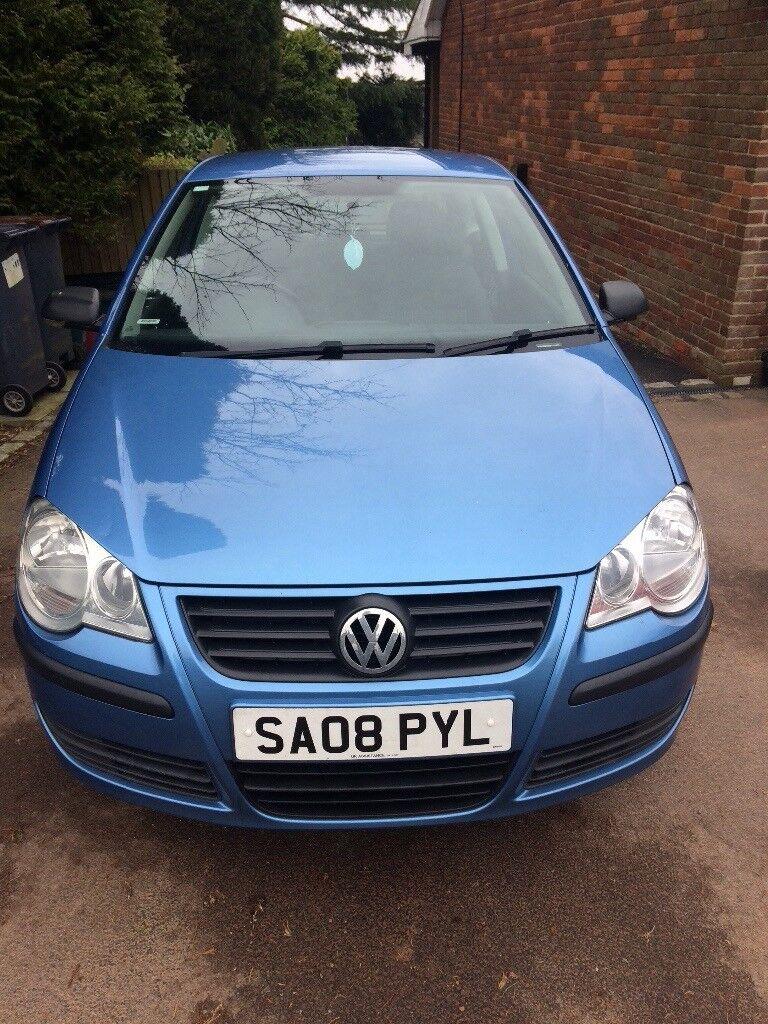 VW Polo 2008. £1850