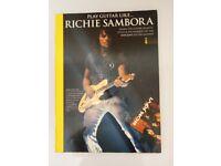 Play Guitar Like...Richie Sambora book