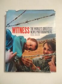 Witness: The World's Greatest News Photographers - Reuel Golden