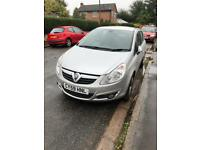 Vauxhall Corsa. Spares or repairs