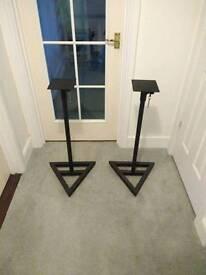 Samson speaker/monitor stands pair