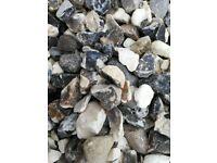 Free flint gravel - 20mm, up to 400kg