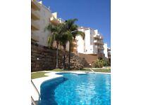 AMAZING 2 Bed Apartment SEA VIEWS BEACH RESTAURANTS between Fuengirola/Marbella COSTA DEL SOL SPAIN