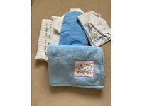 Baby & Toddler blankets, sheets etc