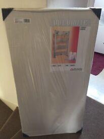 Biasi chrome towel rail