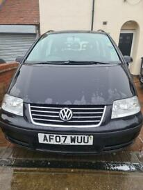 image for VW SHARAN AUTOMATIC TDI
