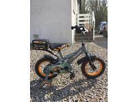 "12"" Townsend Firestorm bike"