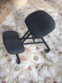 Posture knelling stool