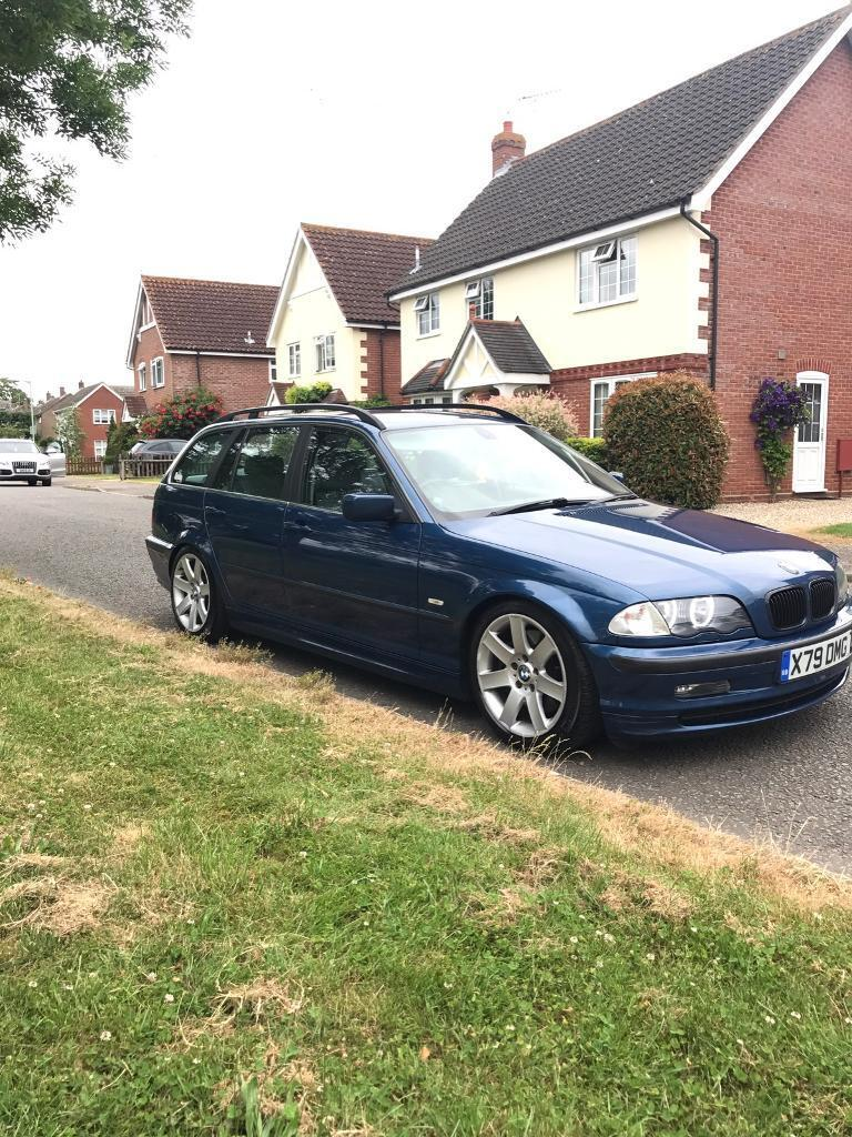 Bmw 330d E46 Coilovers Remapped New Turbo Just Had