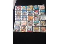 Nintendo ds games , each £5
