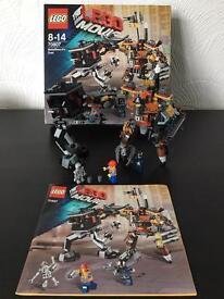 Lego MetalBeard's dual 70807
