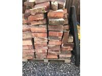 Free pallet of brick