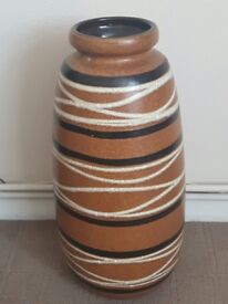 West German Floor Vase - 284 47