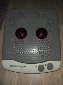 Selling Medisana foot therapy massager