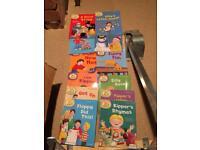 Learn to read bif, chip , kipper books brand new. Stage 1&2, 12 books