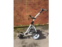 Electric Golf Trolley ( new 18 hole battery )
