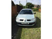 Renault megane for sale £200