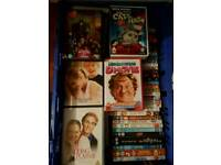Dvds selection