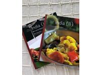 2 x Indian Recipes Books