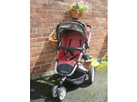 Quinny Travel System/Pram/Pushchair With Maxi-Cosi Car-Seat