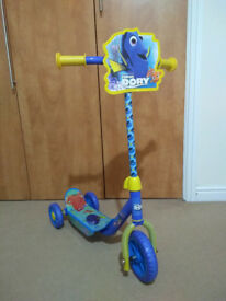 For Sale - Finding Dory Tri Scooter