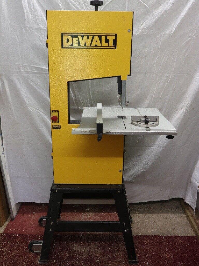 Dewalt Dw876 Two Speed Bandsaw In Stratford Upon Avon