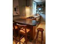 Bargain!!Lovely solid oak kitchen