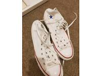 Converse high tops - size 11