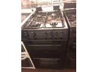 50CM BLACK NEWWORLD GAS COOKER