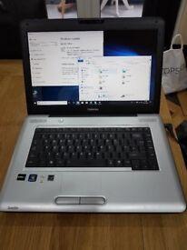 Laptop Toshiba L450, Windows 10, Microsoft Office