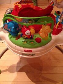 Rainforest FisherPrice Bouncer