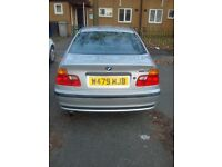 Bmw 3 series 11months mot