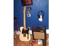 Guitar player seeking jam buddies