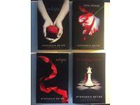 The complete Twilight saga by Stephenie Meyer