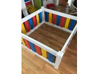 Tekplas Playpen - excellent condition