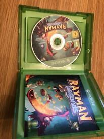 Xbox rayman
