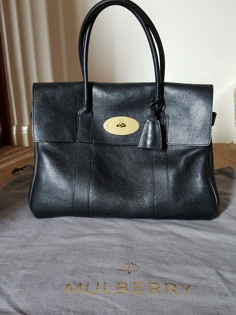 95822cf540 Mulberry heritage bayswater with receipt £1